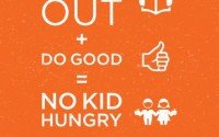 SHARE OUR STRENGTH NO KID HUNGRY