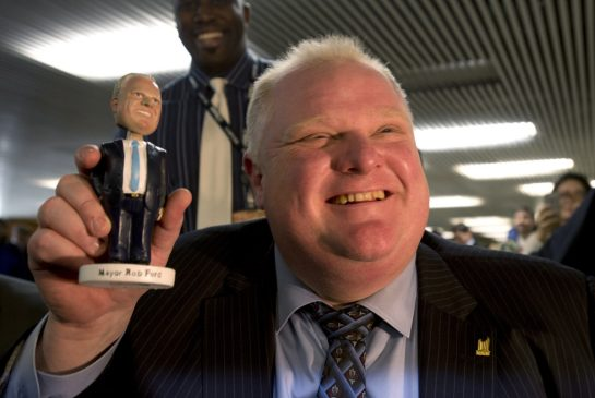 Rob Ford Fundraising – Accept or Decline?