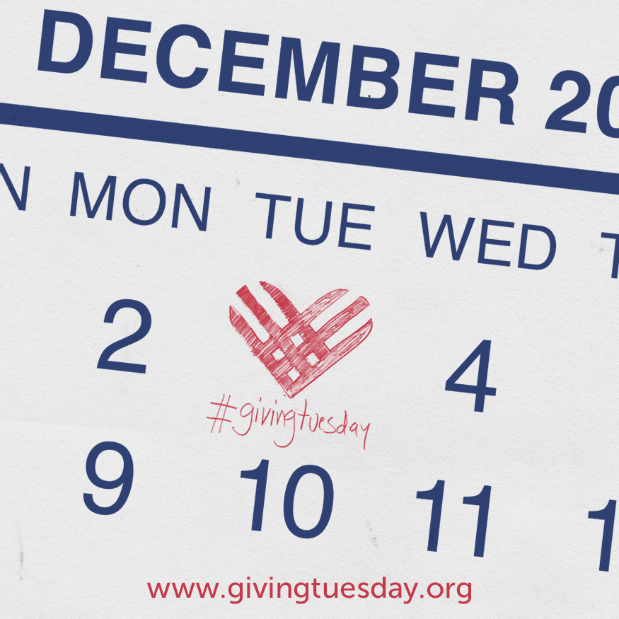 Giving Tuesday – Really?