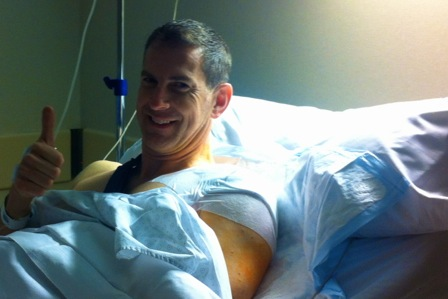 From Ski Accident to Grateful Patient Donor in 4 Days