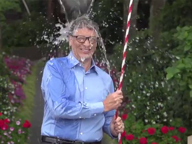 ICE BUCKET CHALLENGE: How would you like 2.5 million VIDEOS posted about your cause?