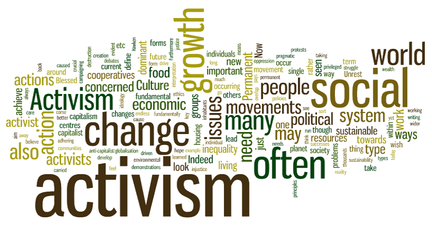 The New Age of Activism