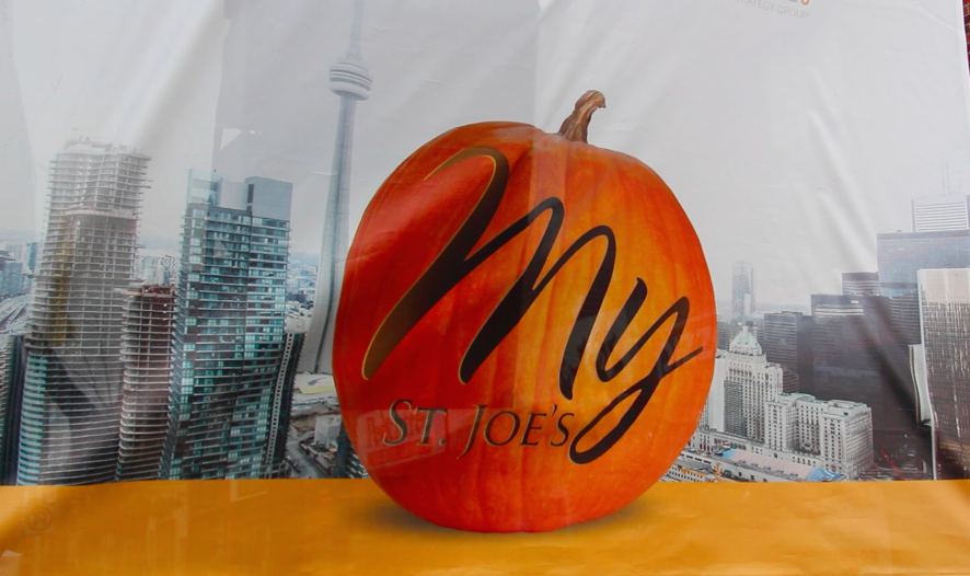 Turning Halloween into a street party with a purpose [VIDEO]