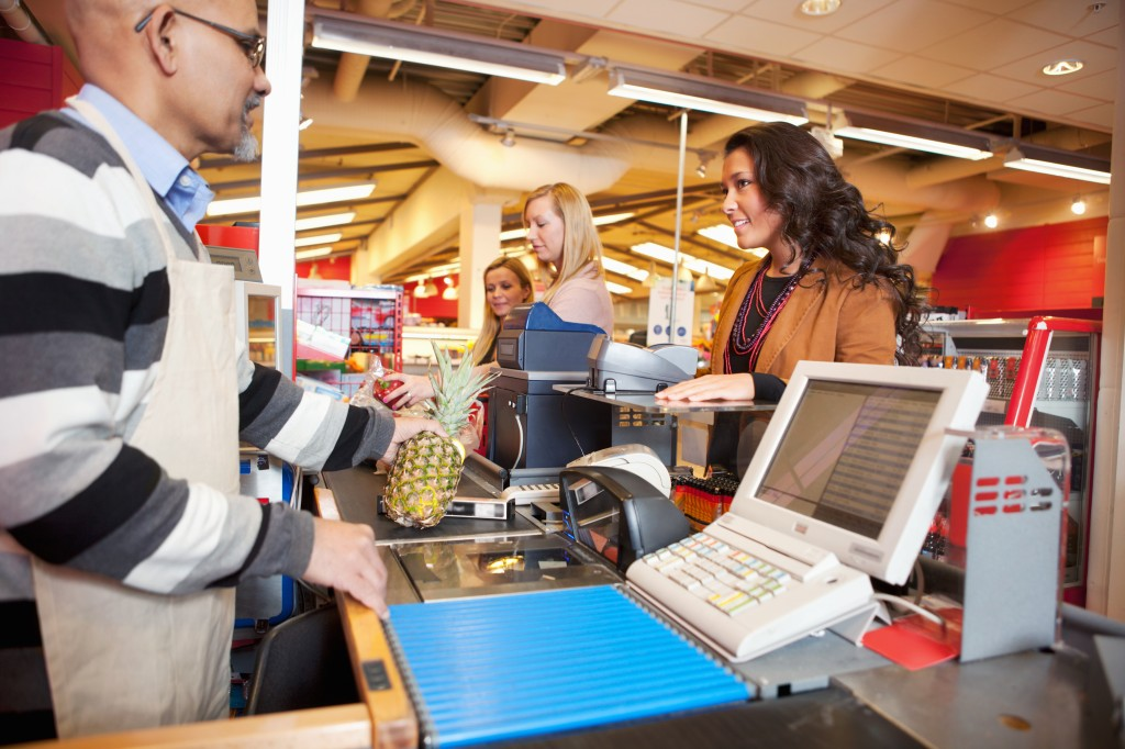 Cash Register Giving – Thumbs Up or Down?
