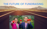 NY Future of fundraising Main Screen shot