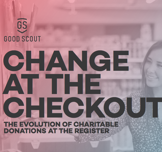 What do consumers think about giving at the checkout? [RESEARCH]