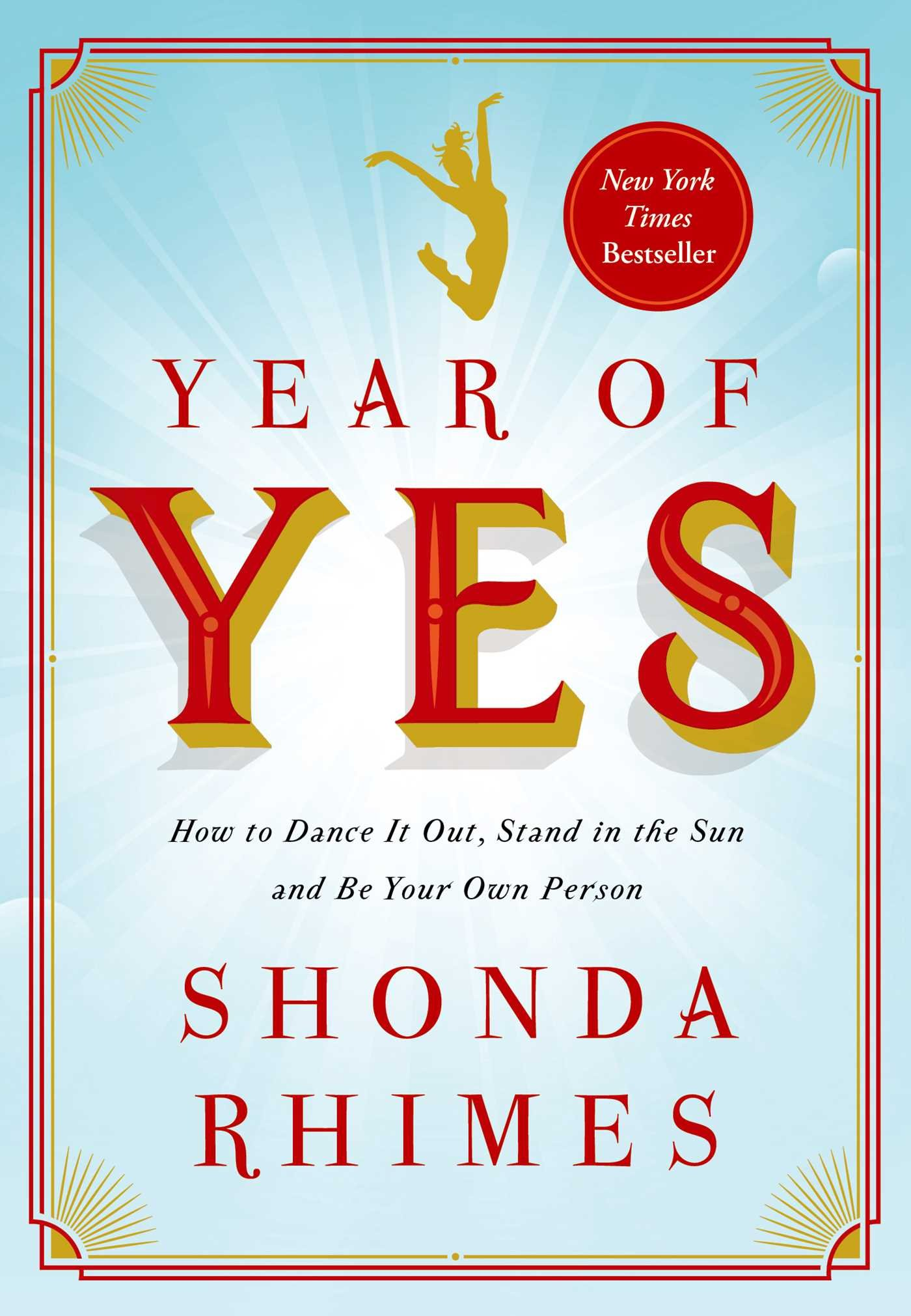 Book review: Year of Yes, By Shonda Rhimes