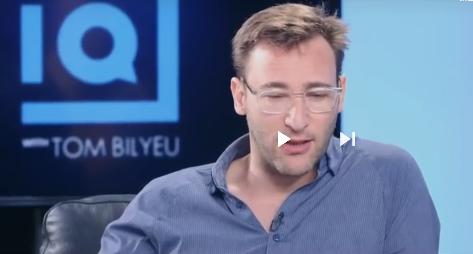 Simon Sinek's eloquent but provocative take on Millennials [VIDEO]