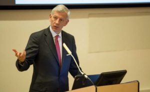 Dominic Barton, Worldwide Managing Director of McKinsey & Company